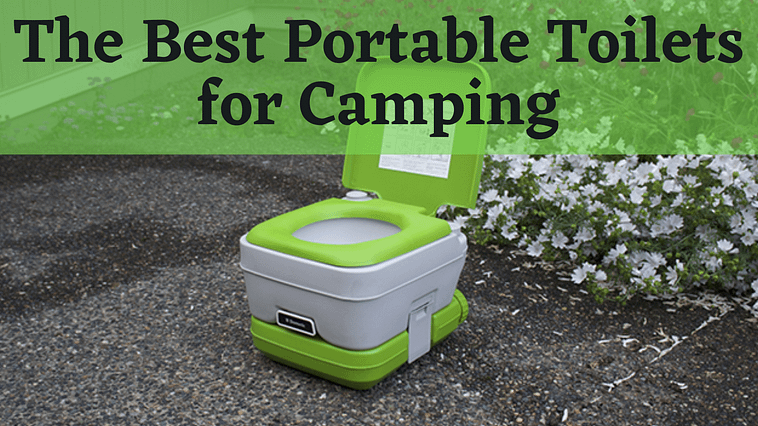 The best portable toilets for camping