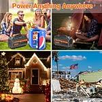 PROGENY 280W Portable Solar Power Generator Review