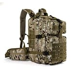 REEBOW GEAR Military Tactical Backpack Large Army 3 Day Assault Pack Molle Bag Backpacks