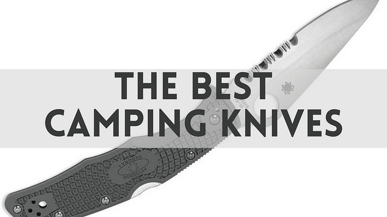 The best camping knives