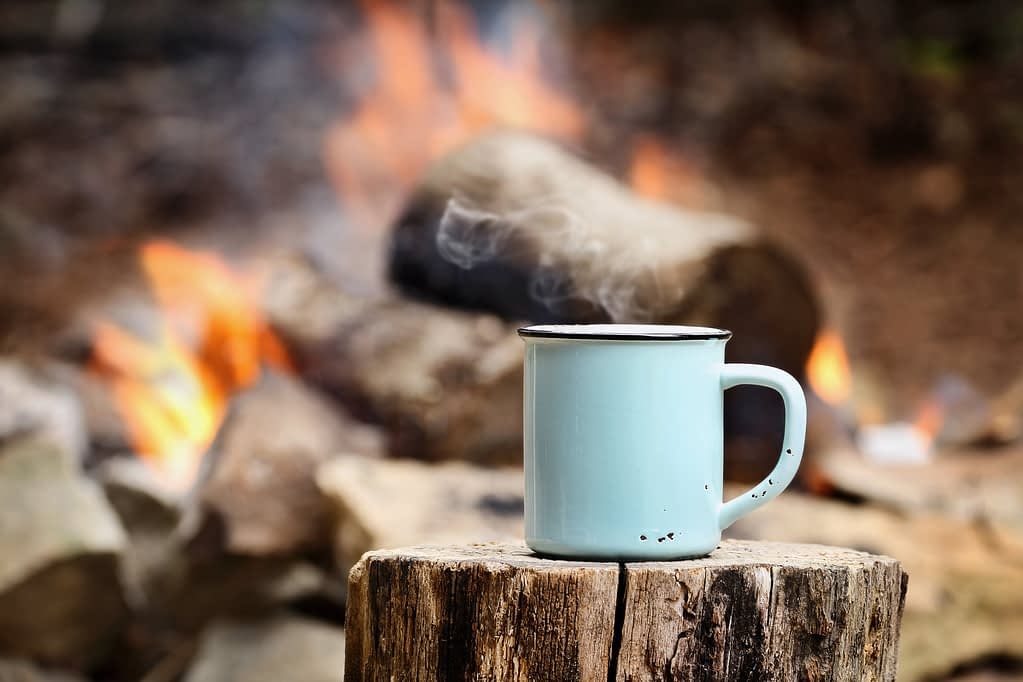 nature coffee trick