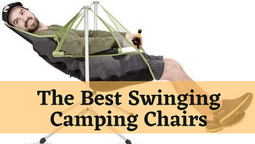 The best swinging camping chairs