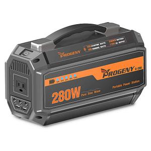 PROGENY 280W Portable Solar Power Generator