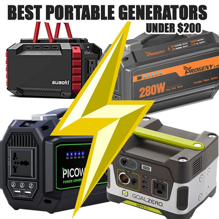 top rated portable solar power stations